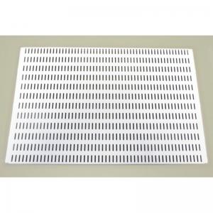 Перфорированная панель 60 х 38 см (белый)