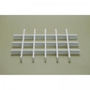 Разделитель ящика д/аксессуаров на 24 ячейки, белый
