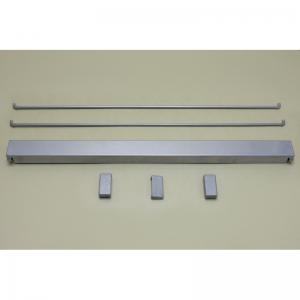 Комплект стабилизации (верх-низ) 607 мм (платиновый)