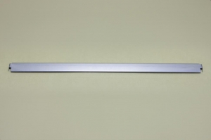 Задняя ограничительная панель для полки 607 мм (платинум)